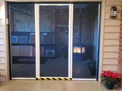 Showroom Screendoor